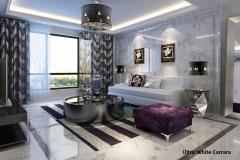 Ultra White Carrara